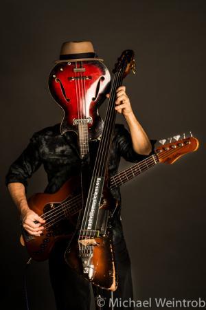 Michael Weintrob's Instrumenthead series - no photoshop! Check out instrumenthead.com