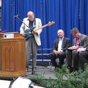 "Embedded thumbnail for Dave Pomeroy plays ""Not Forgotten"" at the 2010 Room In The Inn groundbreaking"